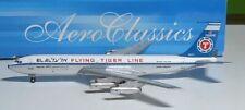 Aeroclassics 1:400  -   707-303  El Al Airlines - Flying Tiger Line  N317F