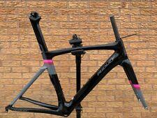 Ridley Jane / Noah Aero Carbon Rim Brake Road Bike Frameset Frame Fork Black