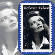 2010 KATHARINE HEPBURN  16th Legends of Hollywood  MINT Single 44¢ Stamp  # 4461