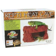 12W Zoo Med Repti Heat Cave - Turtle, Snake, Iguanas, Pythons, Tarantulas