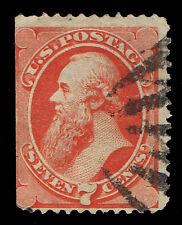 GENUINE SCOTT #149 USED 1871 VERMILION NBNC BANK NOTE - ESTATE CLOSE-OUT