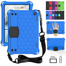 Tablet Case For Amazon Kindle Fire HD 8 / 8 Plus 10th Gen EVA Foam Stand Cover