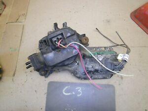 1981 1987 CHEVROLET GMC K10 1986 WINDSHIELD WIPER MOTOR W/WASHER PUMP 1991 k1500