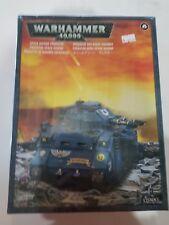 FREE SHIPPING- SPACE MARINE PREDATOR 48-23 (GW Warhammer 40K) New Sealed
