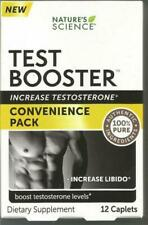 Nature's Science Test Booster Convenience Pack Testosterone