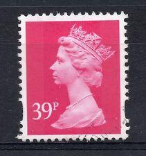 GB = QE2 Decimal Machin 39p. (1996) SG Y1702. VERY FINE USED. (b)