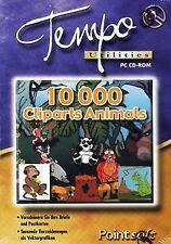 10000 Cliparts Animal von Pointsoft GmbH | Software | Zustand neu