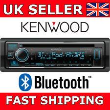 Kenwood KDC-BT530U CD MP3 USB Bluetooth Car Van Stereo Radio Aux IN NEW