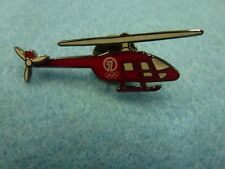 "Sydney Radio 2UE ""Red Helicopter""  Pin Sydney 2000 Olympic Games"