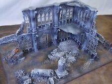 warhammer 40k etc pegasus gothic buildings terrain scenery
