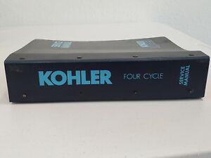Kohler Engines - Master Service Repair Parts Manual - 4 Four Cycle Engines OEM
