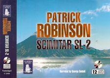 Patrick Robinson SCIMITAR SL-2 (12 CDs) UNABRIDGED