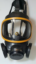 M6 C2 Large Full Face Respirator With a lens air spout