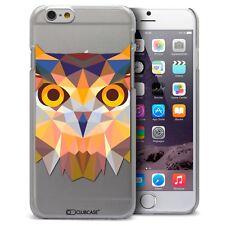 Funda Carcasa para iPhone 6/6S 4.7 Polígono Animal Rígido Fino Búho