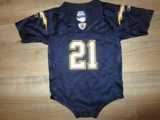 LaDainian Tomlinson #21 San Diego Chargers Reebok Jersey Toddler Baby 24m