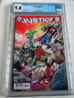 Justice League #51 DC Comic CGC 9.8