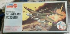 Monogram 1970 Dehavilland Mosquito 1/48 No Decals.Other Issues!