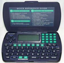 Sharp EL-6710S 34KB Electronic Organizer Calculator Data Bank EXCELLENT - TESTED