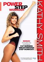 Kathy Smith: Power Step Workout DVD NEW