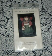 Quilter's Fairy Godmother The Hand Maiden Doll Pattern