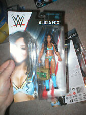 WWE ALICIA FOX WITH MONEY IN THE BANK CASE, NEVER OPENED.