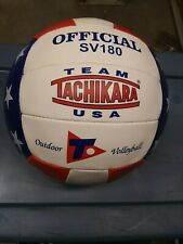 Tachikara SV180 Official Team USA Outdoor Volleyball