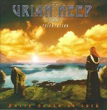 Celebration: Forty Years of Rock URIAH HEEP CD