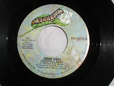Swamp Dogg: Creeping Away / Do You Believe  [Unplayed Copy]