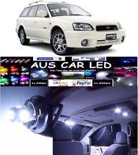 Subaru Outback 1998-2004 White LED Interior Light upgrade Kit