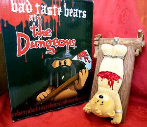 Bad Taste Bear Bears  STRETCH - GUTS   C005