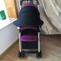 Kinderwagen Sonnenschirm Canopy Cover für Kinderwagen Kinderwagen Abdeckung STXJ