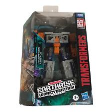 Transformers DECEPTICON AIRWAVE Earthrise War for Cybertron Trilogy Hasbro