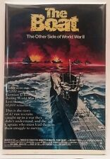 "Das Boot Magnet 2"" x 3"" Refrigerator Locker Poster Movie Boat Image 1"
