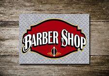 Salon de coiffure signal métallique décoration Signe murale plaques 467