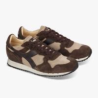 Sneakers scarpe DIADORA HERITAGE Trident Mid S SW Cobblestone-T. Coffee
