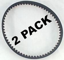 2 Pk, Bissell Pro Heat Deep Clean Small Brush Belt, 1602669