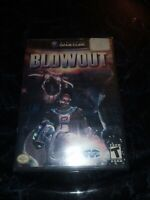 BlowOut (Nintendo GameCube, 2003) Complete Tested no manual Wrong Case