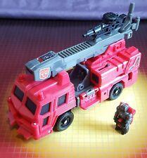 Vintage Hasbro Transformers G1 Headmaster Junior Hosehead Near Complete