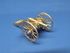 Nouveau-britannique artillerie, 6 pdr. bref, temps napoléoniens, échelle - 1:72