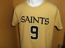 Drew Brees New Orleans Saints Shirt Youth Medium 10-12 nwt Free Ship