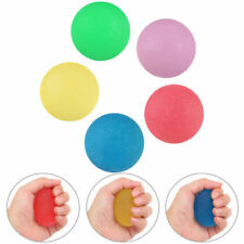 5 x Wiederherstellen Hand Übung Ball Therapieball kugelige Shaped Sportwaren DE