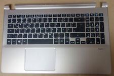 Teclado acer aspire v5-572g Keyboard platina en carcasa