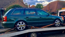 Breaking: Audi B5 S4 Avant Facelift (B5 A4/S4/RS4)
