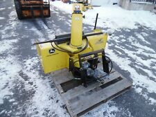 JOHN DEERE 425 445 455 TRACTOR 47 INCH QUICK HITCH SNOW BLOWER