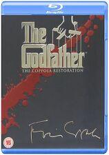 The Godfather: The Coppola Restoration (Blu-ray - Boxset)