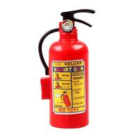 Fire Extinguisher Toy Plastic Water Gun Mini Spray Style Exercise Toy Kid Squirt