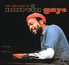 MARVIN GAYE * 34 Greatest Hits * NEW 2-CD Boxset * All Original MOTOWN Versions