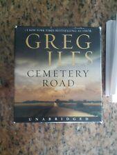 Cemetery Road by Greg Iles (Audiobook, Unabridged) 19 CDs (2019)
