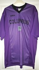 Mens Football Shirt - Columbus Crew - MLS American USA Team - Xara - Training L