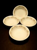 "Johann Haviland Bavaria Germany Forever Spring Berry Bowls 5"" Floral--Lot of 4!!"